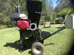 Mulched Chipper Wingham Greater Taree Area Preview