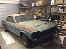 Mustang 1968 Coupe 390. Sunshine West Brimbank Area Preview