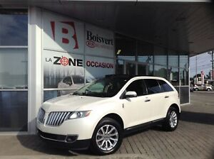 2015 Lincoln MKX 2015 Lincoln MKX - AWD 4dr