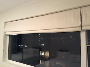 Roman blinds Darling Point Eastern Suburbs Preview