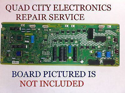 Tnpa5335bj  Aj Repair Service Sc Board Tc P50gt30 4 6 7 10 14 Blinks   Screws