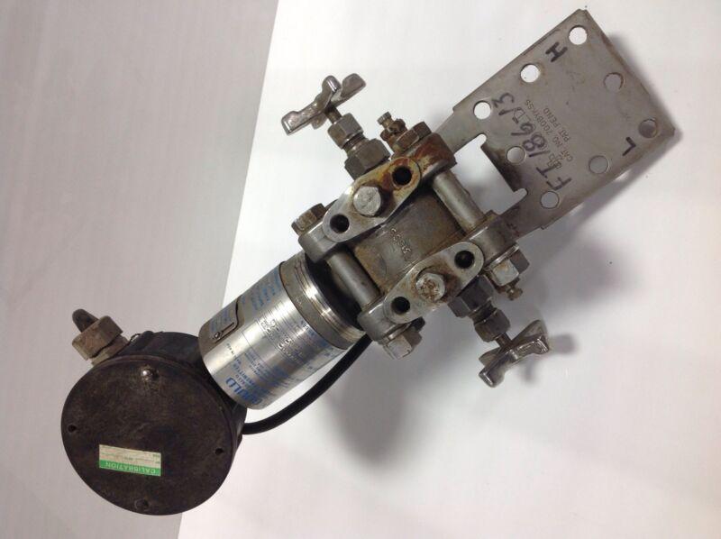 GOULD PRESSURE FLOW TRANSMITTER PD3000-400-32-21-XX-XX-13 105567