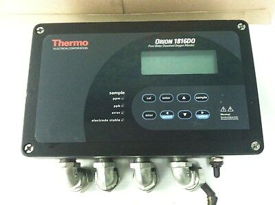 Orion Pure Water Dissolved Oxygen Monitor 1816do