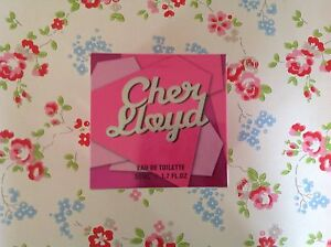 ⭐️CHER LLOYD⭐️Limited Edition Diamond Perfume⭐️