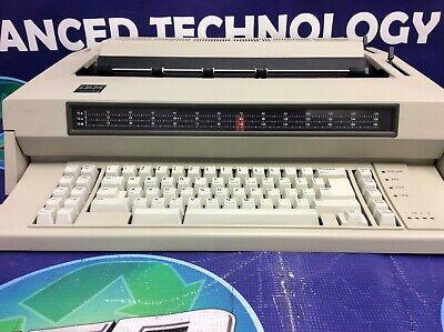 Lexmark Ibm Wheelwriter 6 Typewriter Nfs256-1 Tested Works