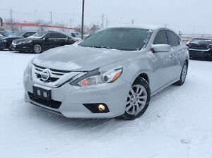 2016 Nissan Altima 2.5 Heated Mirrors Cruise Control