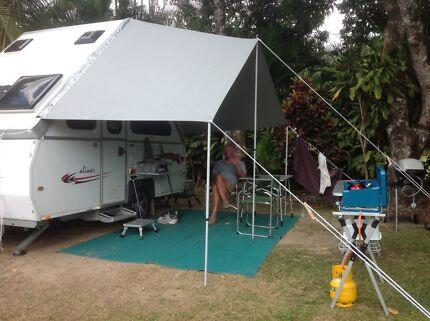 For sale Avan Camper Trailer