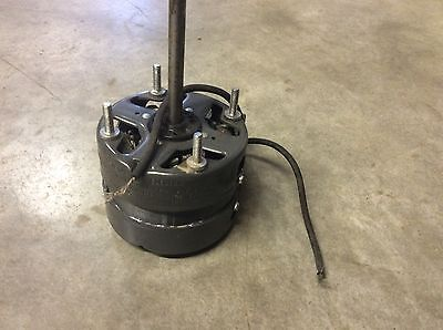 GE 25 MHP Electric Motor 115V 1PH 1550RPM CCW Rotation