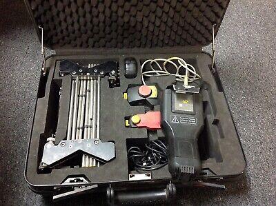 Pruftechnik Smartalign Plus Ludeca Laser Alignment Tool