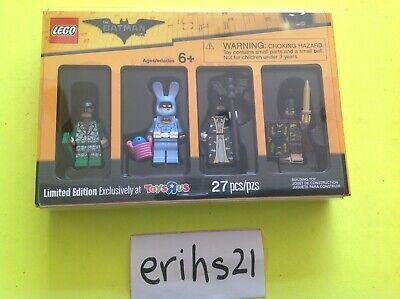 LEGO Bricktober 2017 LEGO Batman Movie Minifigures *Toys R Us Exclusive* 5004939