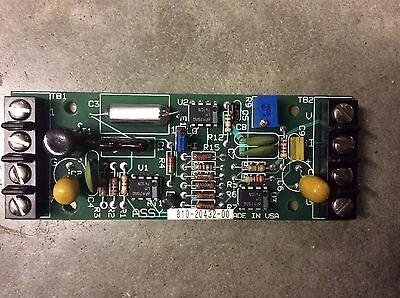 Kearney Trecker Mm800 Milling Machine Circuit Board 810-20432-00