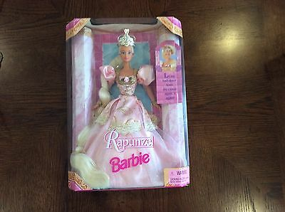 Rapunzel 1997 Barbie Doll Collectible