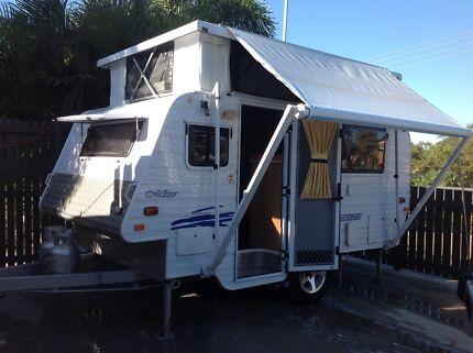Wanted: Pop Top Caravan