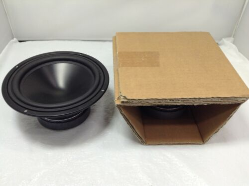 "A Pair 6""/7"" Woofer Replacement Home Audio Speaker 4 Ohm 6""/7""  New (lot of 2)"