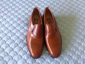BERNARD FULL LEATHER  SHOE SIZE 10 1/2  NEW Middle Dural The Hills District Preview