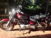 Motor bike Gwynneville Wollongong Area Preview