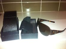 Prada Sunglasses Dark Brown Bayswater Bayswater Area Preview