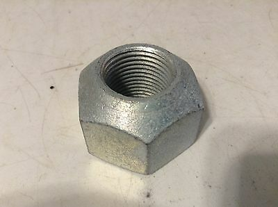 69500d - A New Original Nut For The Quick Hitch On A Farmall 100 130 Tractors