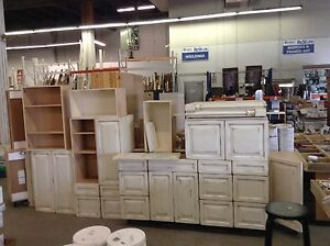 HfH ReStore WEST -  14 piece cabinet set