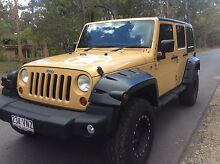 Jeep Wrangler Unlimited Oscar Mike Burbank Brisbane South East Preview