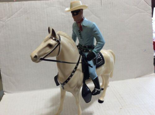 Hartland Lone Ranger and Silver Vintage