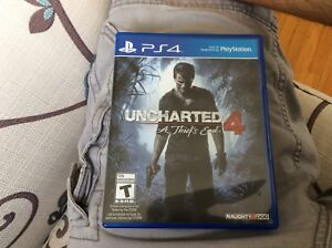 Drakes uncharted 4