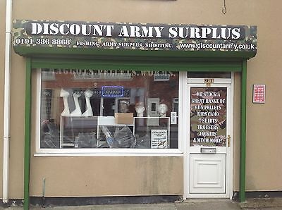 Discount Army Surplus