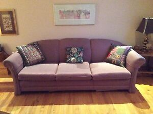 Large top of the line couch / sofa