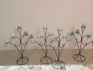 Wedding Decorations  Candle Holders Mandurah Mandurah Area Preview