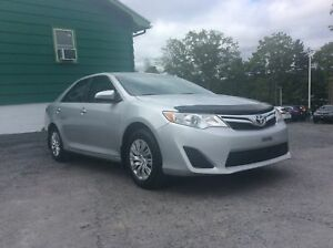 2012 Toyota Camry 4 CYLINDER AUTO w/ A/C, CRUISE CONTROL, A/C, H