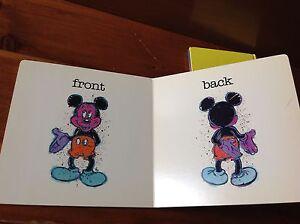 Walt Disney Book Set Mickey Mouse Windsor Region Ontario image 4