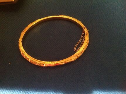 22k Gold Bracelet.  Armidale 2350 Armidale City Preview