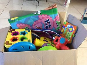 FREE box of assorted toys (taken PPU) Morley Bayswater Area Preview