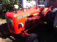 David Brown 880 Tractor & Slasher Kerang Gannawarra Area Preview
