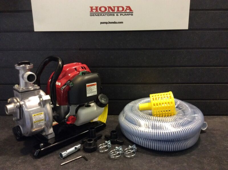 WX10TA Honda Water Pump 1 inch