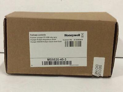 Metrologic Ms9520 Barcode Scanner Ms9520-40-3 New In Box