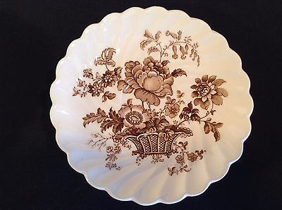 Vintage Royal Staffordshire Clarice Cliff Charlotte Saucer Plate