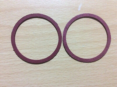 2 Electric Kettle Fibre Washer Seals, Kenwood Haden Morphy Richards Home Brewing