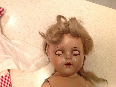 Antique Princess Elizabeth Alexander Doll McGuffy Ana Sleep Eyes Composition