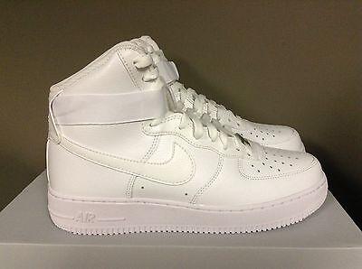 Nike Air Force 1 High White White  2017  315121 115