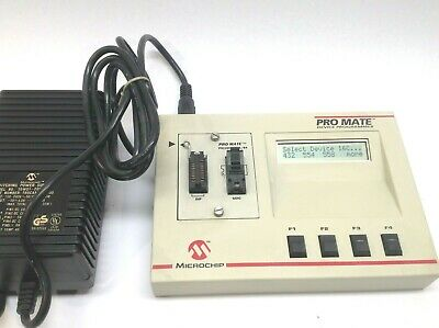 Microchip Technologies 10-00014 Pro Mate Device Programmer Pic16c617184 Module
