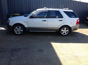 2004 Ford Territory, All Wheel Drive, Automatic Hobart CBD Hobart City Preview