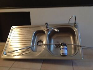 Kitchen Sink and tap Franke Noosaville Noosa Area Preview