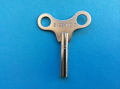 1 Vierkant 2,50 mm Messing Aufziehschlüssel Schlüssel Uhrenschlüssel  Nr