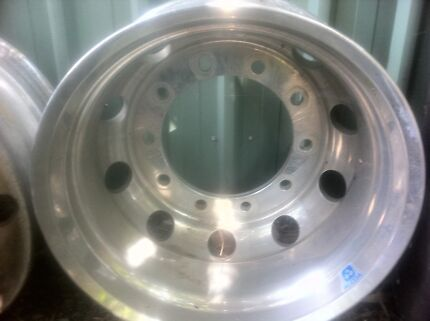 ALCOA 335mm RIMS EURO OR JAP SPECS Morayfield Caboolture Area Preview