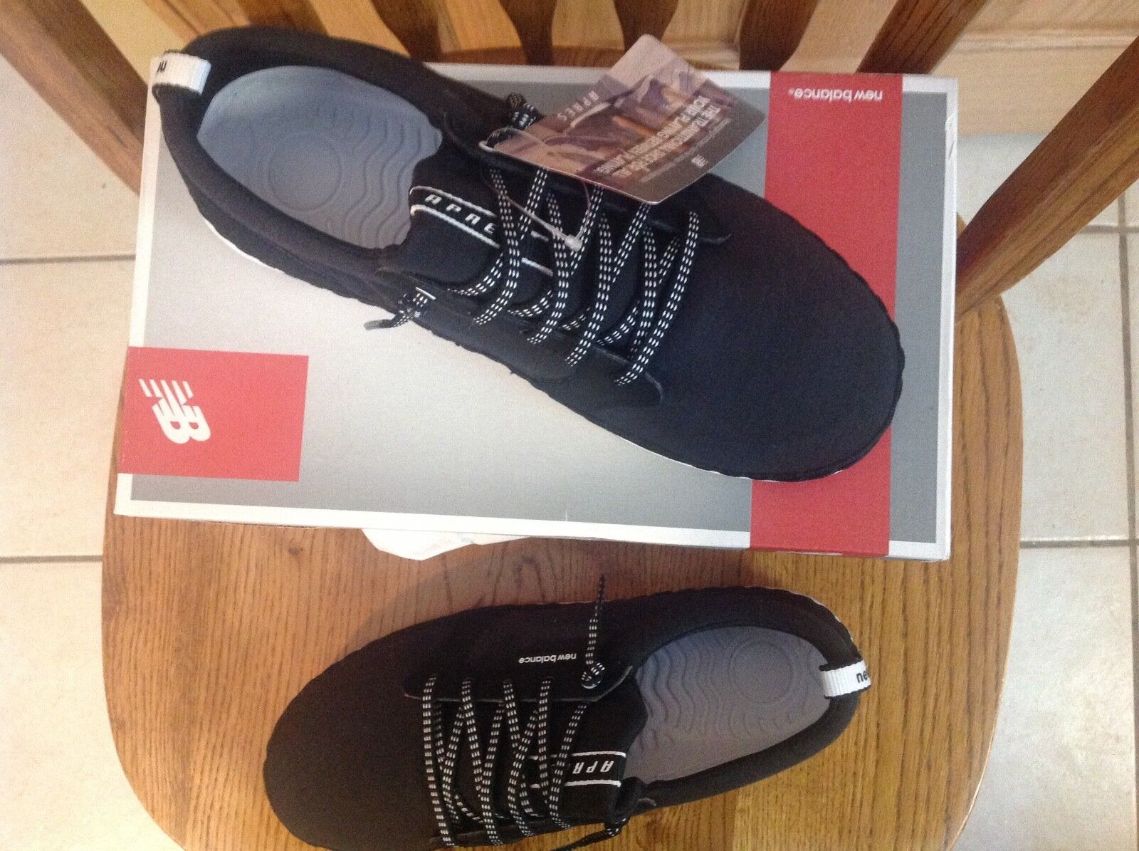 NEW-New Balance Men's Transitional Shoes-Croc like/Slide/Floats (Apres bhh)  1