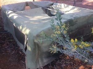 Canvas ute canopy York York Area Preview