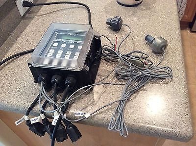 Cascade Water Sampler Ca-lcfb-2e-5 Terminal Monitoring Display Device Sale 199
