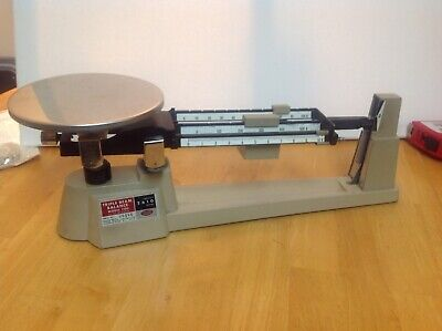 Vintage Lab Ohaus Triple Beam Balance Scale 700 Series 2610gcapacity