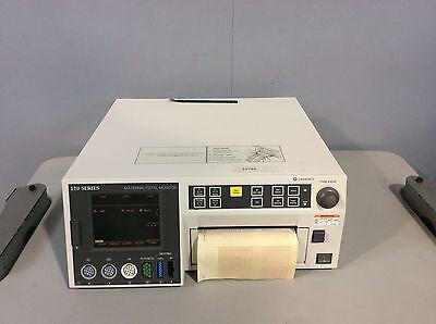 Ge Corometrics 120 Maternalfetal Monitor